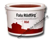 7 98 liter 5 liter original falu r df rg schwedenrot holzschutz ebay. Black Bedroom Furniture Sets. Home Design Ideas